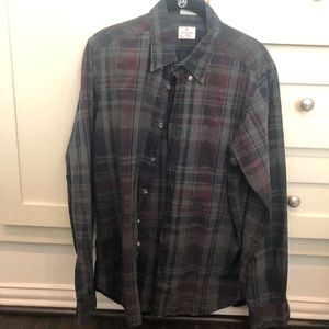 Hartford Flannel Button Up